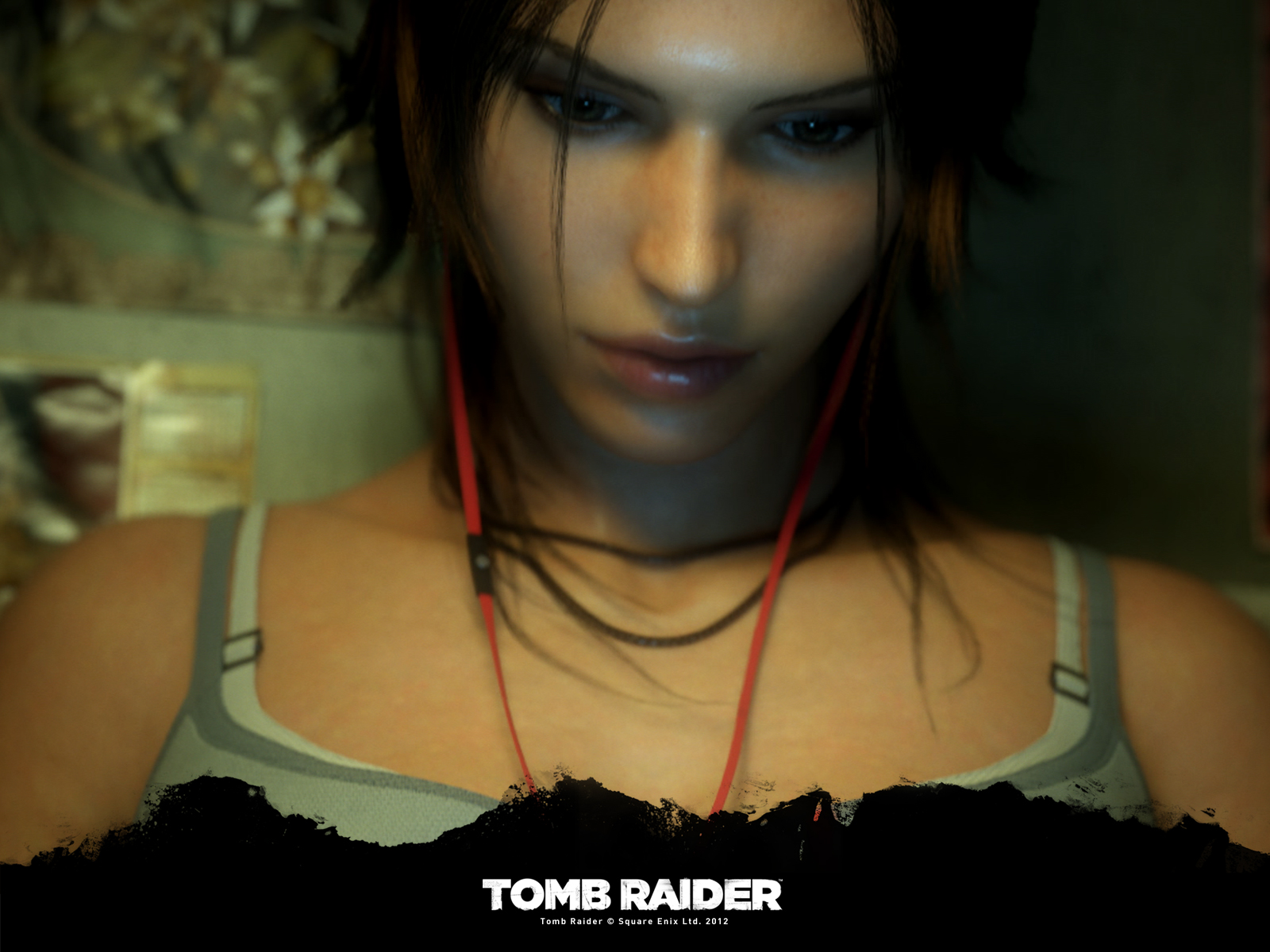 Tomb Raider 2013 Wallpaper: Tomb Raider Review: Journey, Loss And Discovery (Also On